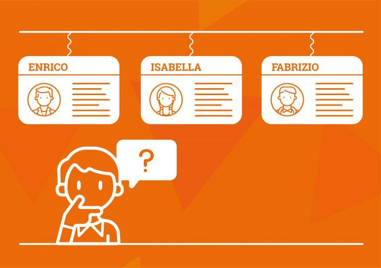 Personas come strumenti per prendere decisioni di design