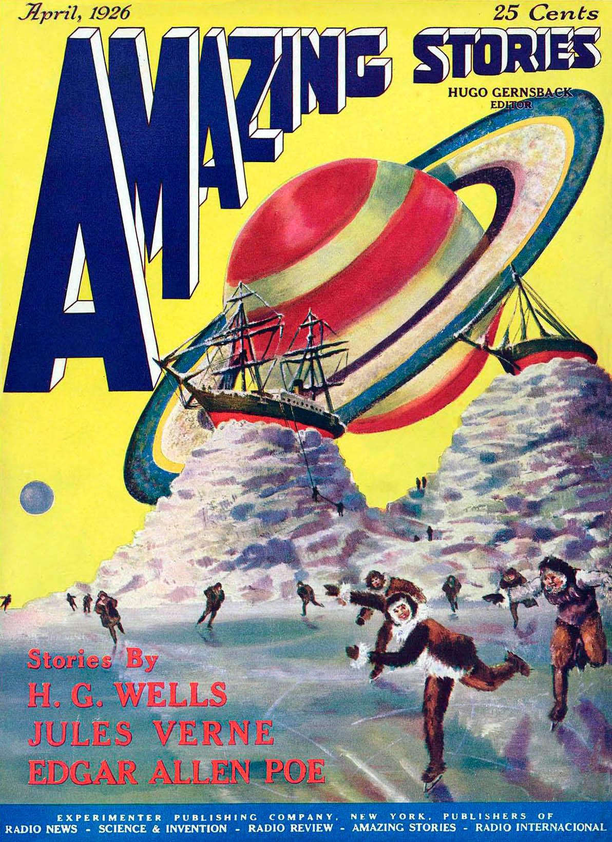 Amazing Stories Gernsback