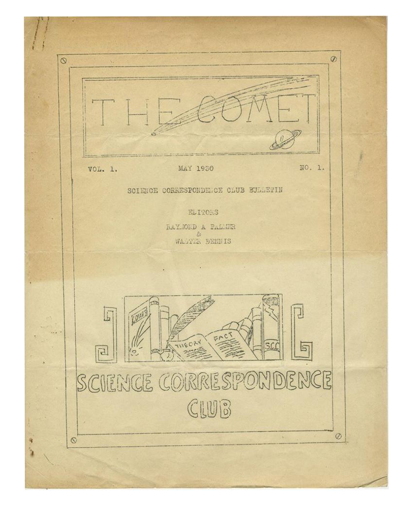 The-Comet-di-Raymond-A.-Palmer-e-Walter-Dennis